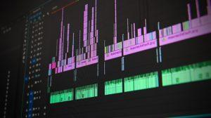 Звуки для перехода и смены кадра (вжух) для монтажа видео
