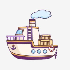 Звуки кораблей, буксиров, паромов скачать и слушать онлайн
